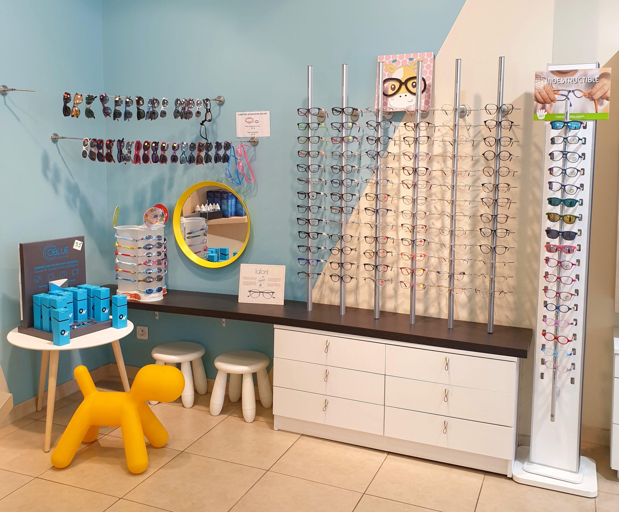 espace enfants opticien spécialiste