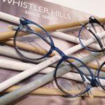 lunettes de vue pour garçon âge 8 à 11 ans écailles bleue et grise