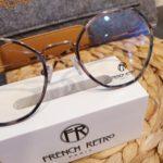 lunettes de vue femme french rétro